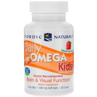 Daily Omega Kids 30ct Nordic naturals