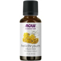 HELICHRYSUM OIL BLEND  1 OZ NOW Foods